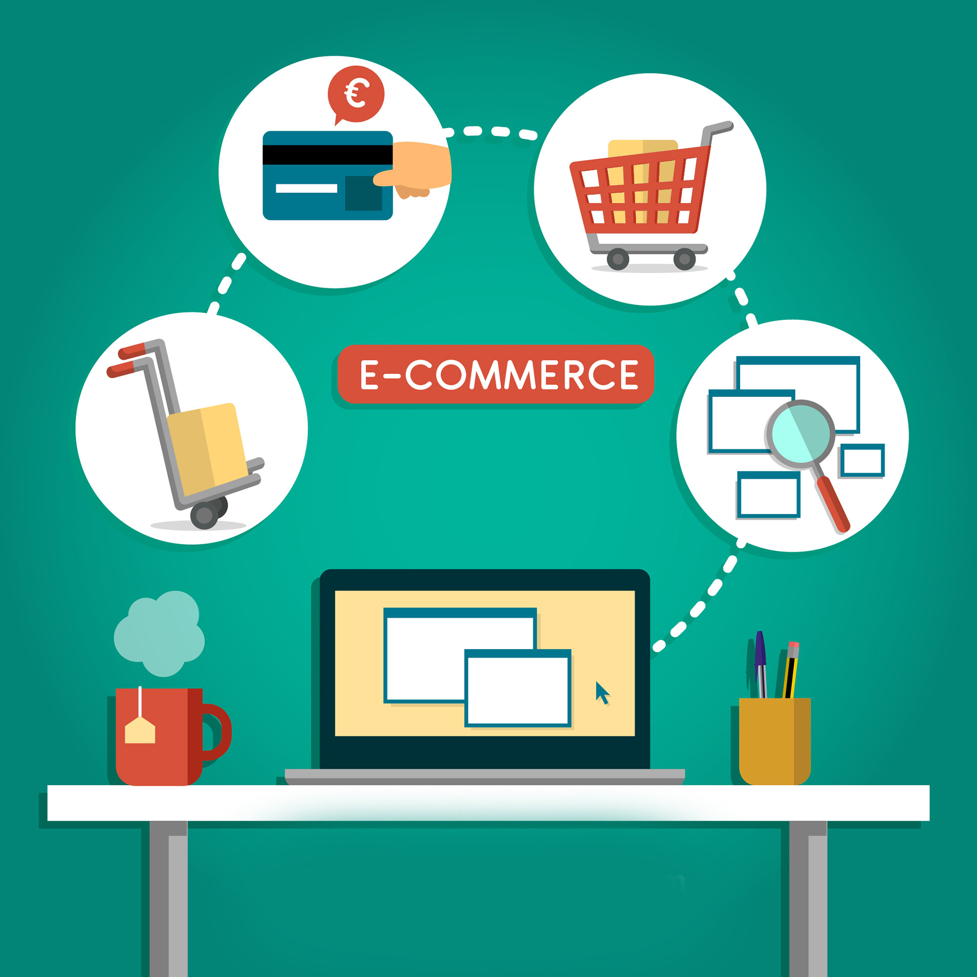E-Commerce Conversion Rates of Your Online Store